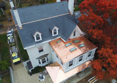 Specialty Metal Roofs