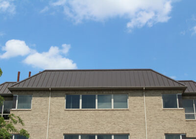 Standing Seam Office Building