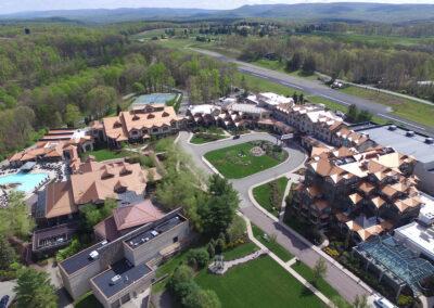 Nemacolin Woodlands Resort – Standing Seam