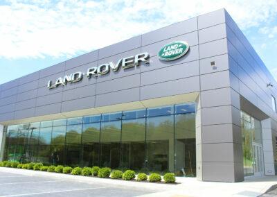 Bobby Rahal Jaguar / Land Rover