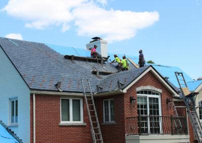 Asphalt Shingle Roofers